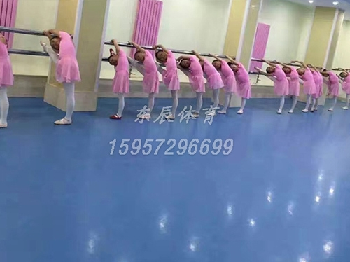 舞蹈房专用地板