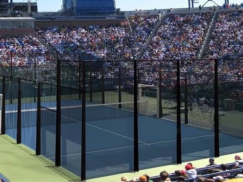 板网球场地